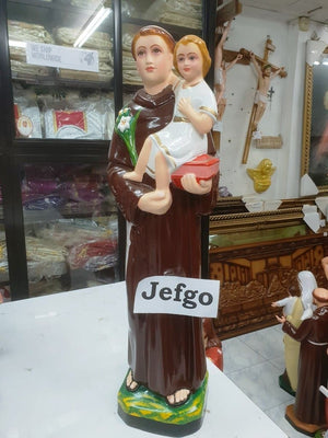 Saint Anthony of Paduva Statue 24 inch -Jefgo.in