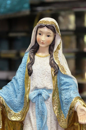 Our Lady of Immaculate Statue 16 inch -Jefgo.in