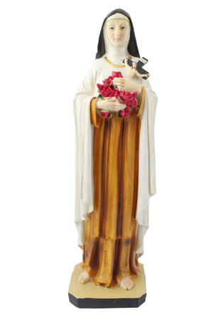 Saint Thérèse of the Child Jesus 12 inch  The Little Flower of Jesus -Jefgo.in