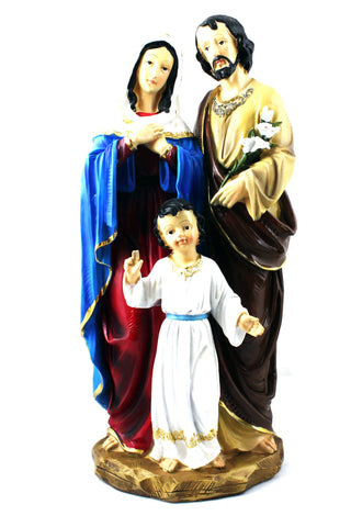 Holy Family Statue 15 inch -Jefgo.in