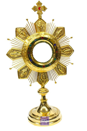 Monstrance Model 15 -Jefgo.in
