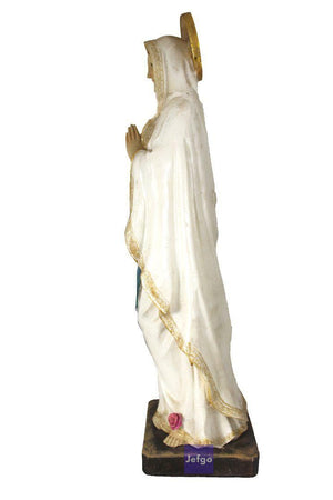 Our Lady of Lourdes Statue 24 inch -Jefgo.in