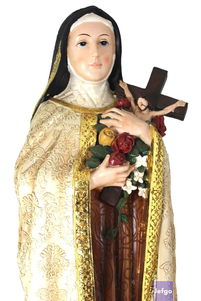 Saint Therese of the Child Jesus 24 inch Statue