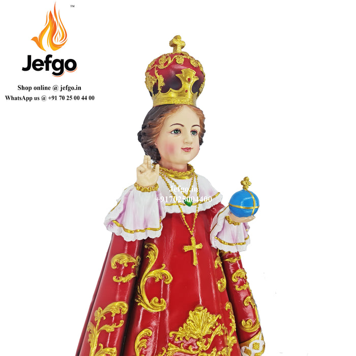 Infant Jesus Statue 36 inch