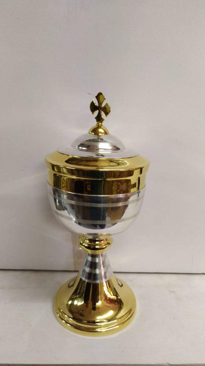 Ciborium Brass Gold 28 Height 11 Inch