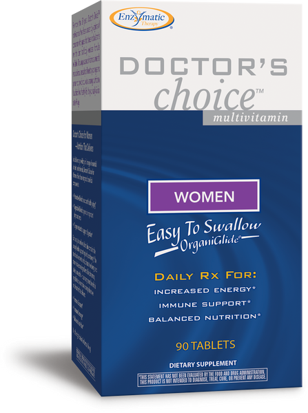 Doctor's Choice Multivitamin Women