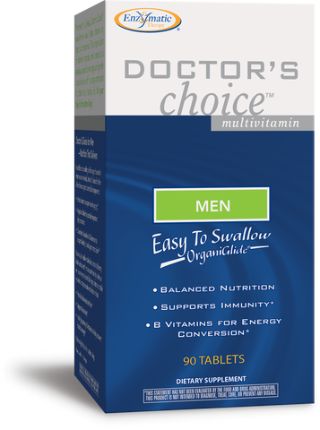 Doctor's Choice multivitamin MEN