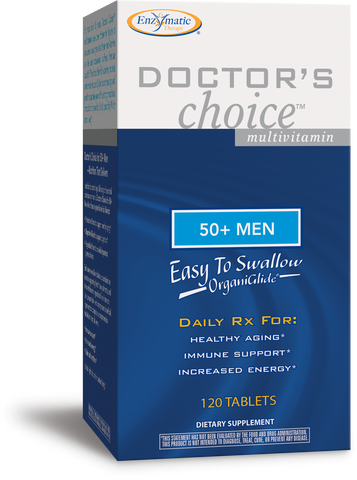 Doctor's Choice multivitamin 50+ Men