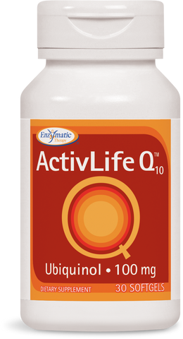 ActiveLife Q10 Ubiquinol 100mg
