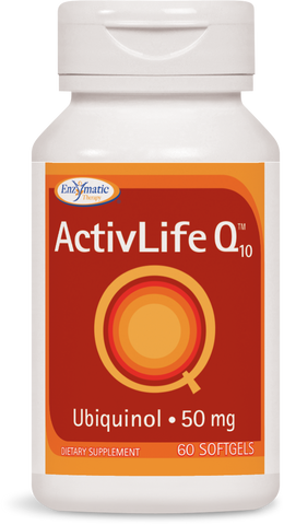 ActiveLife Q10 Ubiquinol 50mg