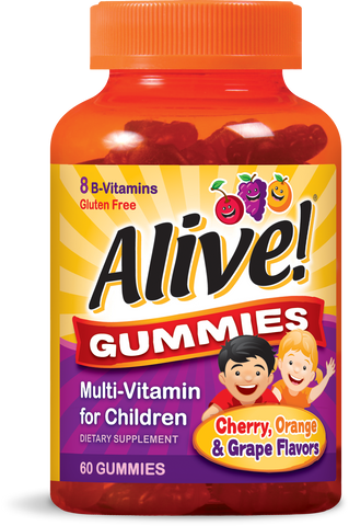 Alive! Gummies - Multivitamin for Children
