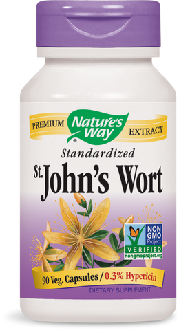 St. John's Wort - Standardized