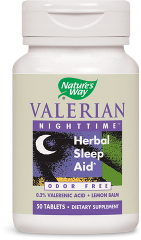 Valerian - Nighttime Herbal Sleep Aid