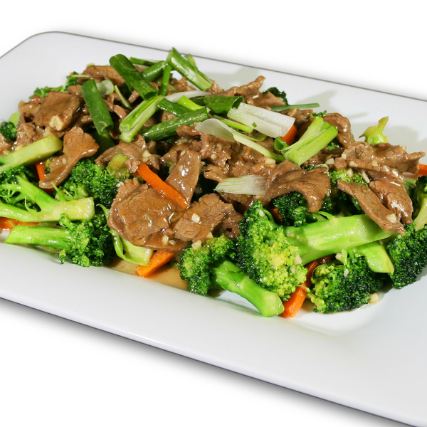 Broccoli Beef: Party Tray - Starting Medium Tray +