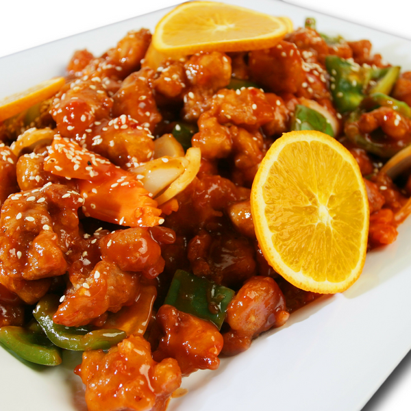 Sweet and Sour Pork: Party Tray - Starting Medium Tray +