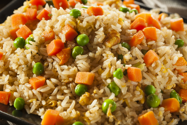 Fried Rice: Party Trays - Starting Medium Tray +