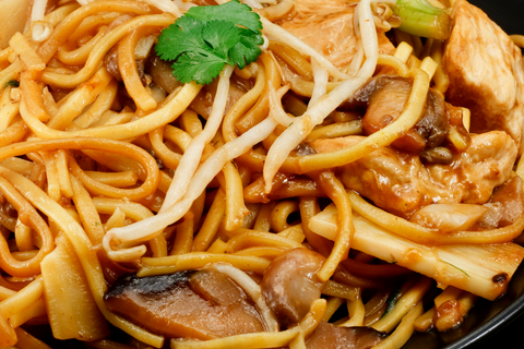 Chow Mein: Party Tray - Starting Medium Tray +