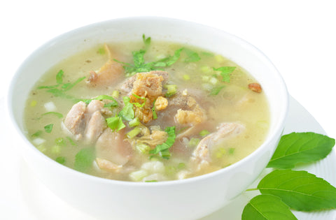 Chicken Porridge