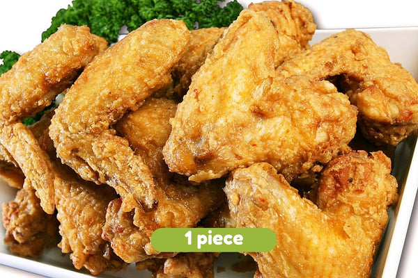 Fried Chicken Wings (1 piece)