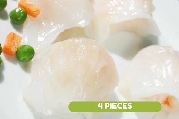 Ha Cao - Shrimp Dumplings (4 pieces)