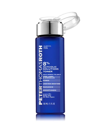 Peter Thomas Roth 8% Glycolic Solutions Toner 5.0 oz