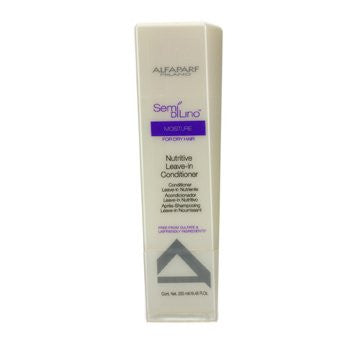 Alfaparf Semi Di Lino Moisture Nutritive Leave-in Conditioner 8.45 oz