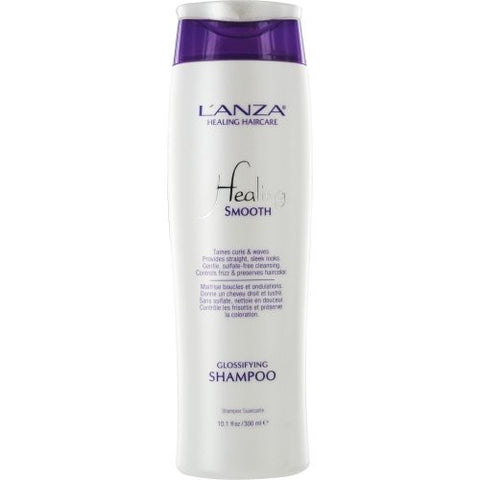 Lanza Healing Smooth Glossifying Shampoo 10 oz