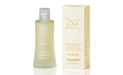 Alfaparf Precious Oil Fabulous Oil 3.3 oz