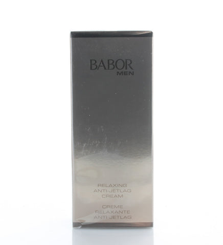 Babor Men Relaxing Anti-Jetlag Cream 50ml