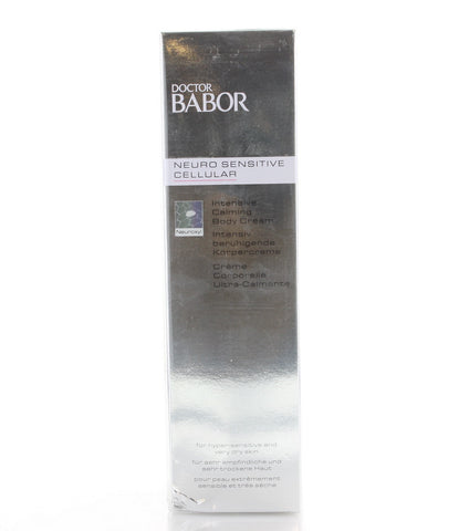 Doctor Babor Neuro Sensitive Cellular Intensive Calming Body Cream