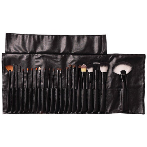 bebeautiful Deluxe 22-Piece Makeup Brush Set