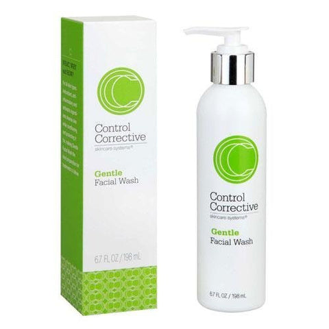 Control Corrective Gentle Facial Wash 6.7 oz