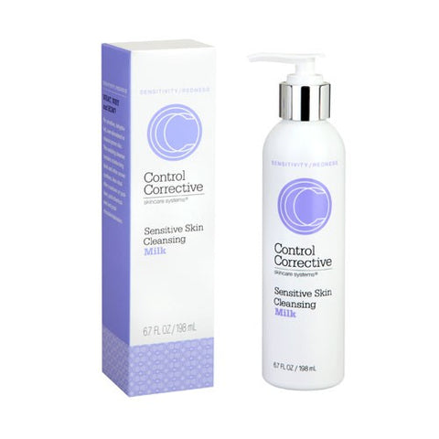 Control Corrective Sensitive Skin Cleansing Milk 6.7 oz