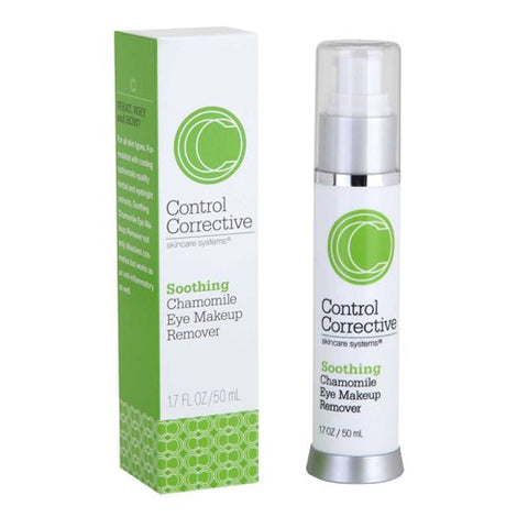 Control Corrective Soothing Chamomile Eye Makeup Remover 1.7 oz