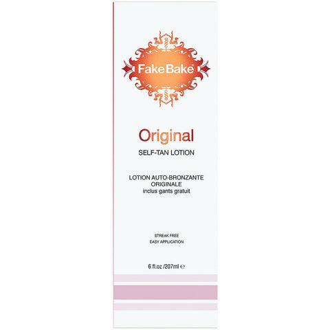 Fake Bake Self-Tanning Lotion