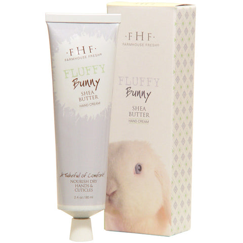 Farmhouse Fresh Shea Butter Hand Cream - Fluffy Bunny
