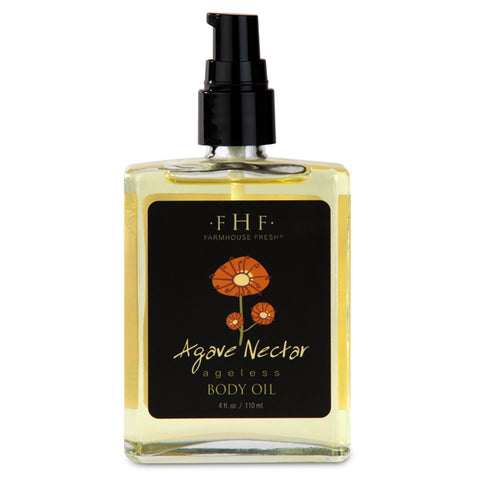 Farmhouse Fresh Body Agave Nectar Ageless Oil