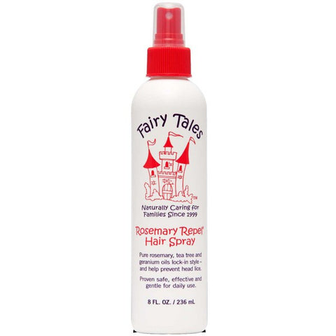 Rosemary Repel Hair Spray 8 oz