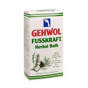 Gehwol Fusskraft Herbal Foot Bath