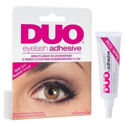 Duo Eyelash Adhesive .25 oz - Dark