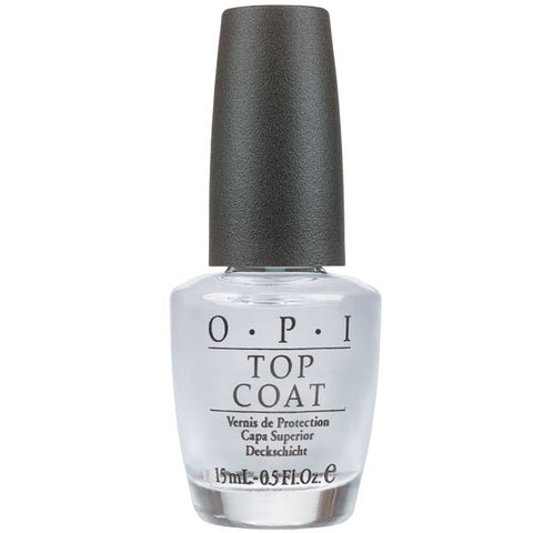 OPI Top Coat High-Gloss Protection