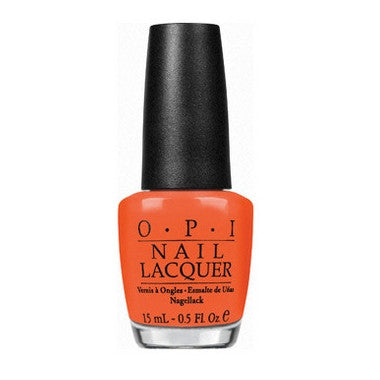 OPI Nail Lacquer - A Good Man-darin is Hard to Find