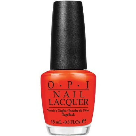 OPI Nail Lacquer - A Roll in The Hague