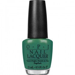 OPI Nail Lacquer - Jade is the New Black