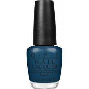 OPI Nail Lacquer - Ski Teal We Drop