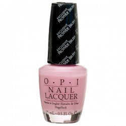OPI Nail Lacquer Soft Shades - Kiss on the Chic