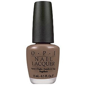 OPI Nail Lacquer Brights - Over the Taupe