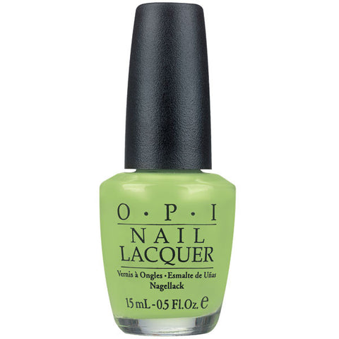OPI Nail Lacquer Brights - Gargantuan Green Grape