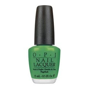 OPI Nail Lacquer Brights - Green-wich Village