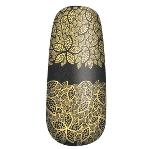 OPI Pure Lacquer Nail Apps - Gold Lace